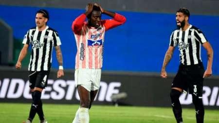 (VIDEO) Con un penal errado de Martínez Borja, Junior fue eliminado de la Sudamericana
