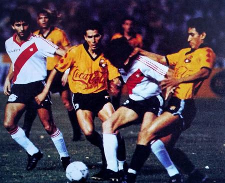 (DATOS) Las remontadas de Barcelona en la Copa Libertadores