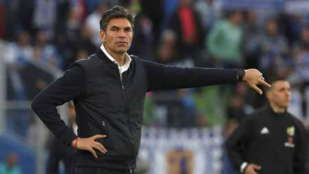 Las palabras de Mauricio Pellegrino, DT de Vélez, tras victoria contra Barcelona SC