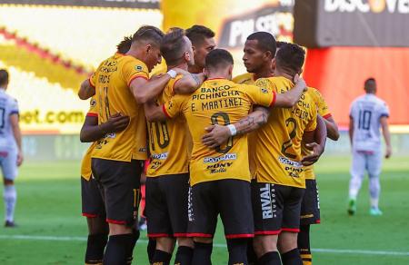 (FOTO) El gesto de Barcelona SC con la selección de Ecuador