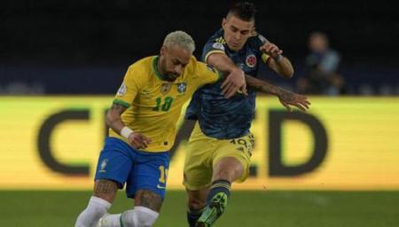 Colombia recibe a Brasil en busca de sumar puntos