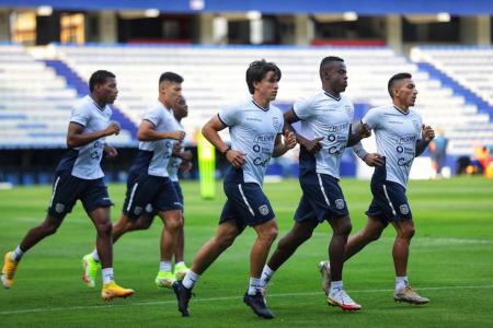 Ecuador tiene nueve jugadores en 'capilla'