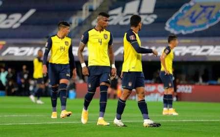 Futbolista ecuatoriano: