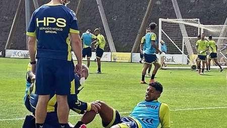 Revelan la lesión que tuvo Erick Ferigra
