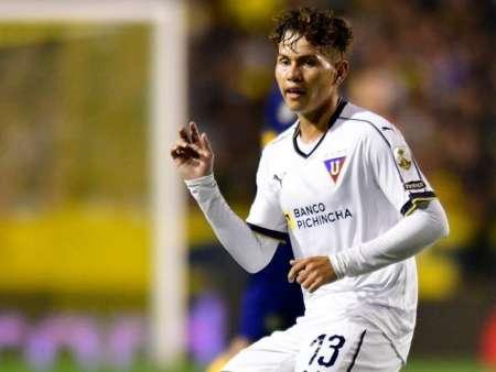 (VIDEO) Liga de Quito confirma cuándo se suma Jordy Alcívar a su nuevo club