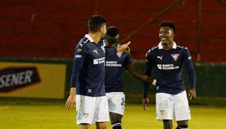 Liga de Quito tiene tres bajas y una duda para enfrentar a Independiente del Valle