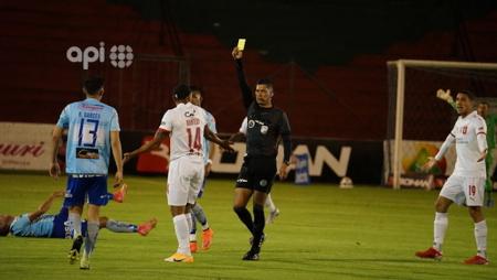 Dirigencia de Liga de Quito y su castigo para dos jugadores