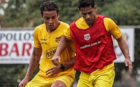 En Barcelona explican la falta de minutos de Gabriel Marques y cuándo vuelve Darío Aimar