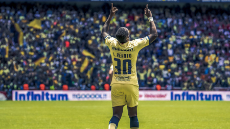 ¿Renato Ibarra vuelve al América de México?
