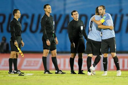 Los árbitros para dirigir el Ecuador vs Bolivia