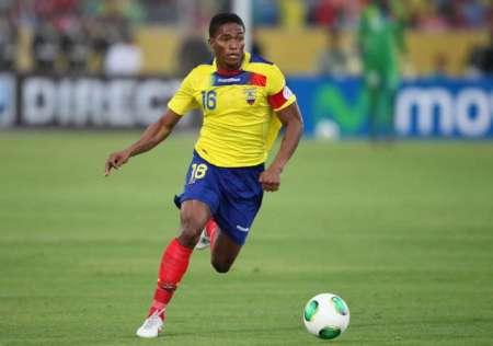 (FOTO) Valencia y su mensaje para la selección antes del duelo con Bolivia
