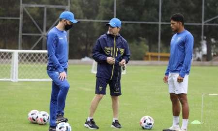(FOTO) Otro ecuatoriano en Europa no tendría permiso para jugar Eliminatorias