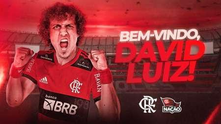 (VIDEO) OFICIAL: David Luiz nuevo jugador de Flamengo