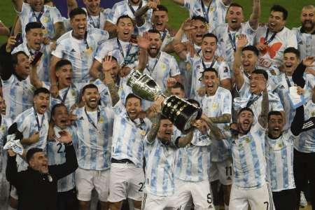 Figura de Argentina pretendido por un grande de Europa