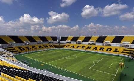 Atacaron al estadio de Peñarol antes de la revancha con Nacional por Sudamericana