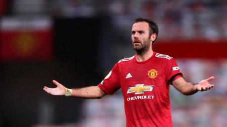 Juan Mata renovó su contrato con Manchester United