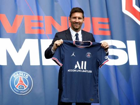 Filtran el millonario sueldo de Leo Messi  con el PSG