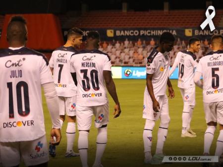Se confirma la baja de otro titular de Liga de Quito