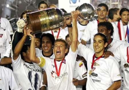 (DATOS) Liga de Quito, el campeón con menos eficacia de la Copa Libertadores