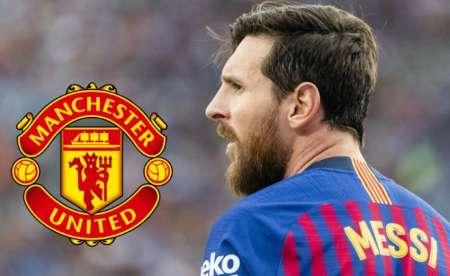 Manchester United se mete en la pelea por Messi