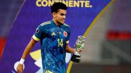 Luis Díaz y su lujo jugando en su pueblo tras la Copa América