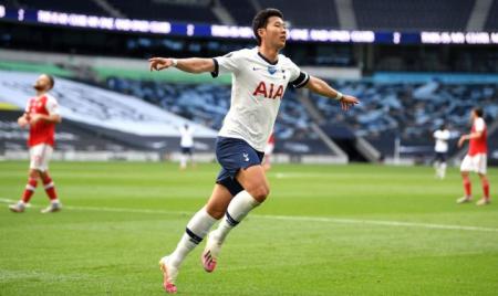 Son Heung-Min renovó con Tottenham
