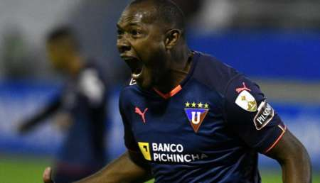 Juan Luis Anangonó es anunciado por un equipo de LigaPro