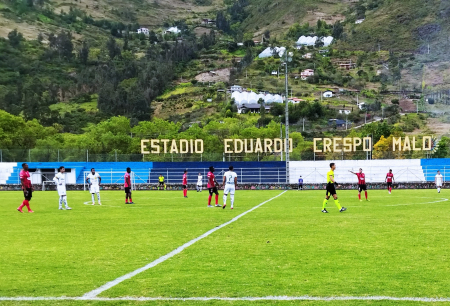 (VIDEO) Agreden a un árbitro en Segunda Categoría de Azuay