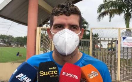 (VIDEO) Jorge Pinos revela el motivo de su llegada a 9 de Octubre