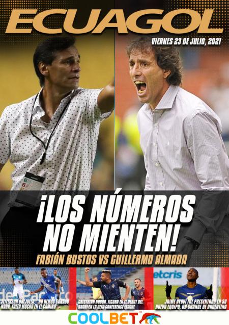 Fabián Bustos VS Guillermo Almada
