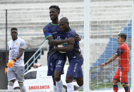 Atlético Porteño goleó a los Búhos en el Chucho Benítez