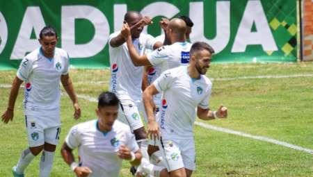 (VIDEO) Juan Luis Anangonó marcó en su debut con Comunicaciones