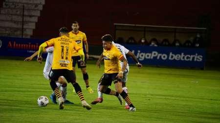 (FOTO) Tabla de posiciones Jornada 2 LigaPro Betcris