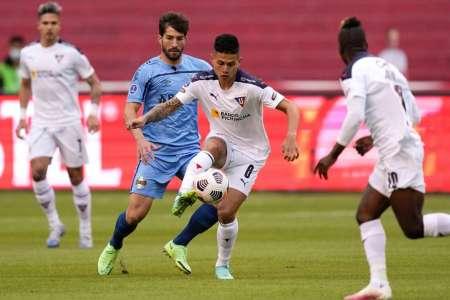 Los 11 de Liga de Quito para la revancha ante Gremio
