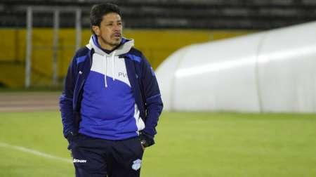 (FOTO) El motivo por el que Macará aun no oficializa a Paúl Vélez