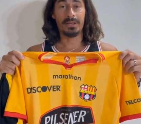 (VIDEO) El gesto que tuvo Barcelona con Ismael Blanco