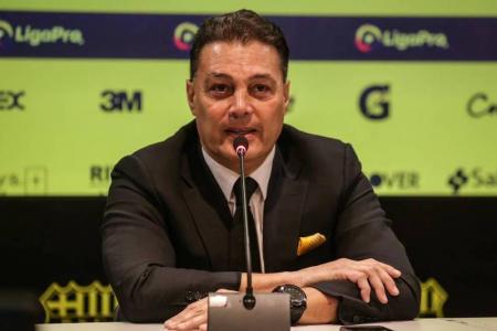 Alfaro Moreno siente que Barcelona SC también fue perjudicado por el VAR