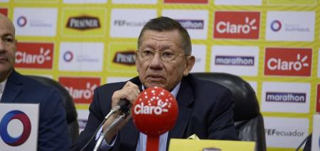 Carlos Villacís: