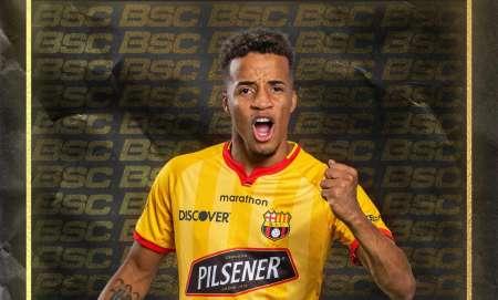 Barcelona SC confirmó la renovación de Byron Castillo