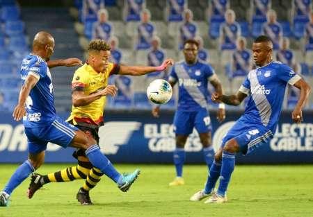 (FOTO) Jugador de Emelec sería opción para reforzar Vélez Sarsfield