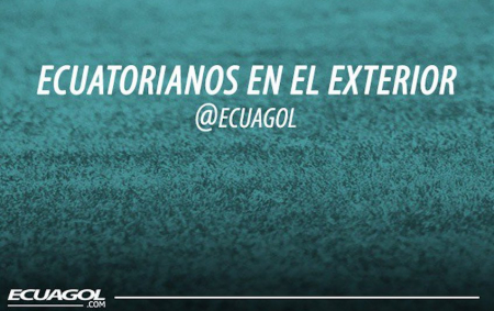Futbolista ecuatoriano se lesiona en el exterior