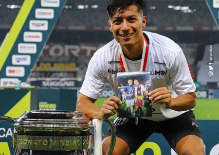 Alan Franco tuvo oferta desde Argentina y desmienten deseo de regresar a Ecuador