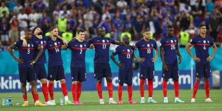 Escándalo en Francia tras la eliminación de la Eurocopa