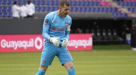 (FOTO) Adrián Gabbarini responde a Alfaro Moreno por la Súpercopa Ecuador