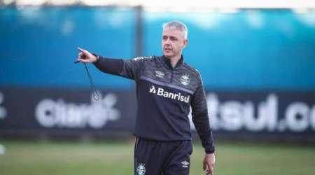 Gremio de Porto Alegre se quedó sin entrenador