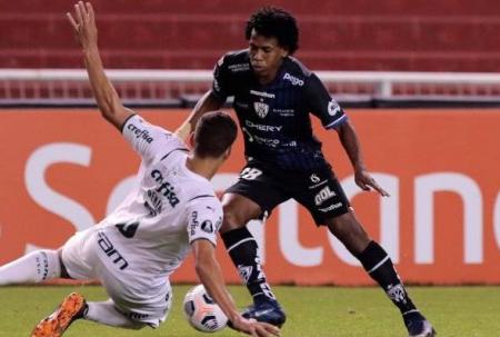 José Hurtado también podría dejar Independiente por jugar en Europa