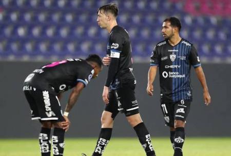 El titular de Independiente del Valle que podría dejar el club