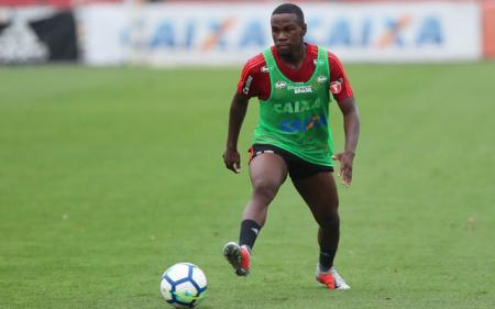 Klebinho Caetano llegó al país para sumarse a Guayaquil City