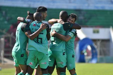 Liga de Portoviejo venció de local a Guayaquil Sport