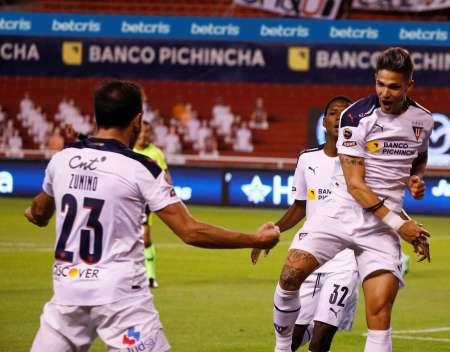 Liga de Quito se recuperó y goleó a Olmedo en Casa Blanca